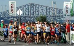 Les coureurs accumulant davantage de volume d'entraînement terminent plus rapidement leur marathon!