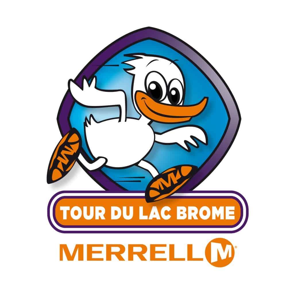 Logo Tour du lac brome