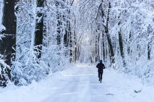9 Trucs pour profiter de l'hiver en courant (sans changer de chaussure!)