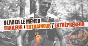 Olivier Le Méner, le traileur-entrepreneur