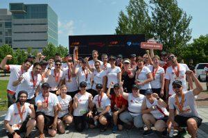 5 raisons de tenir le Défi Entreprises Montréal au Complexe Environnemental St-Michel
