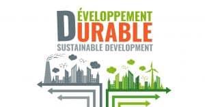 Comment tentons-nous de créer des événements plus verts?/How are we trying to create greener events?