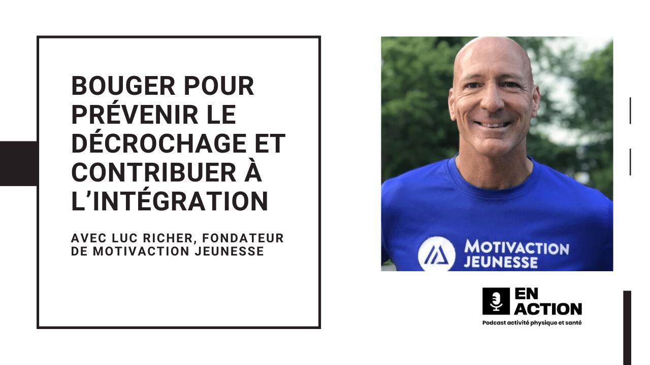 Motivaction Jeunesse Luc Richer